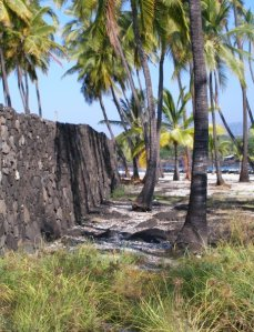 Pu'uhonua O Honaunau National Historical Park will offer free admission from April 22-26, 2013 as part of National Parks Week.