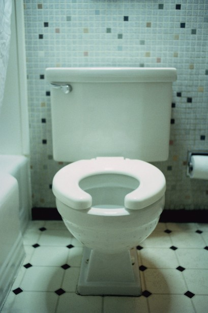 "Looking for a clean bathroom while traveling? Try the app ""Sit or Squat""."